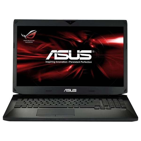 "Asus G750JW-DB71 17.3"" LCD Notebook - Intel Core i7 (4th Gen) i7-4700"