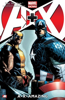 A+X 2: = Amazing (Marvel Now) (Paperback)