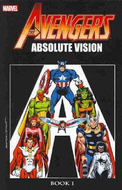 Avengers 1: Absolute Vision (Paperback)