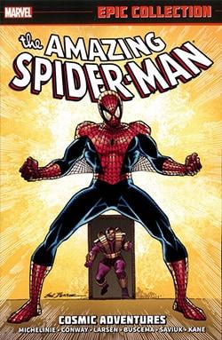 Amazing Spider-Man: Epic Collection: Cosmic Adventures (Paperback)