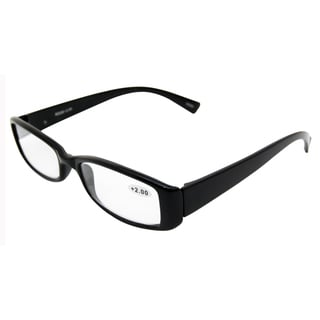 Black Mineral Unisex Reading Sunglasses