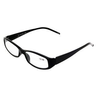 Noir Black Unisex Fashion Reading Glasses
