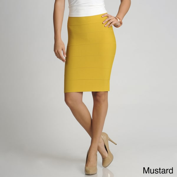 BCBGMAXAZRIA Women's Bandage Skirt