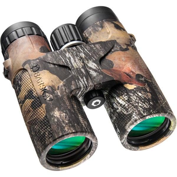 Barska Mossy Oak 12x42 Waterproof Blackhawk Binoculars