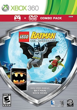 Xbox 360 - LEGO Batman - Silver Shield Combo Pack
