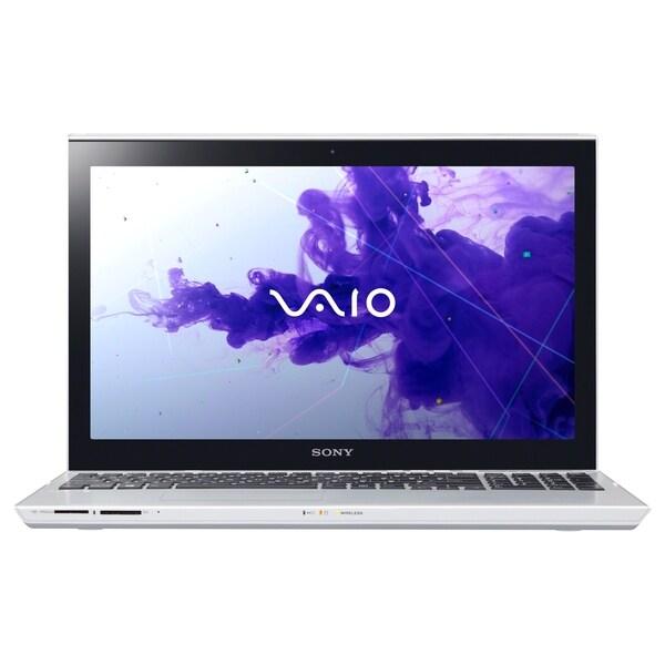 "Sony VAIO T SVT15114CXS 15.5"" Ultrabook - Intel Core i5 1.80 GHz - Si"