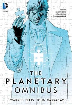 The Planetary Omnibus (Hardcover)