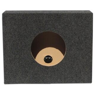 Universal Sealed Single Speaker Box Enclosure