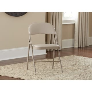 Cosco Vinyl Folding Chair 4 Pack|https://ak1.ostkcdn.com/images/products/8015346/P15379125.jpg?impolicy=medium