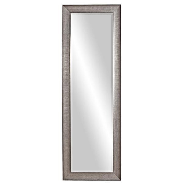Maverick Tall Silver Mirror