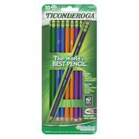 Dixon Ticonderoga Premium Woodcase Pencils