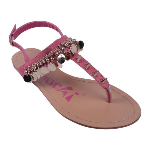 Machi by Beston Women's 'JACEY-1' Sandals