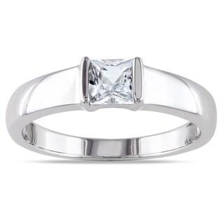 Miadora Men's Sterling Silver White Sapphire Ring|https://ak1.ostkcdn.com/images/products/8015921/8015921/Miadora-Mens-Sterling-Silver-White-Sapphire-Ring-P15379553.jpg?_ostk_perf_=percv&impolicy=medium