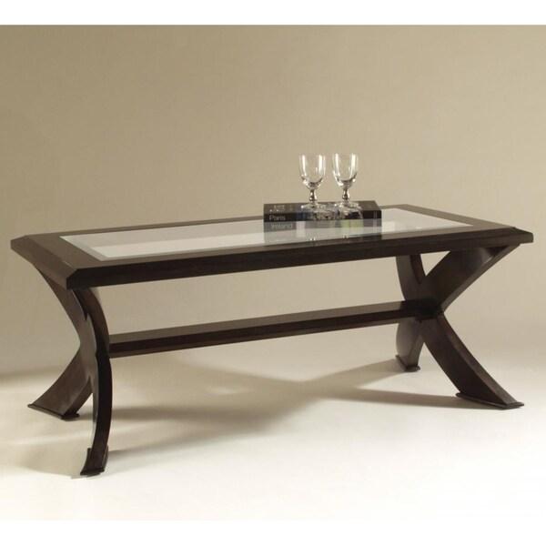 Roxboro Wood Rectangular Cocktail Table