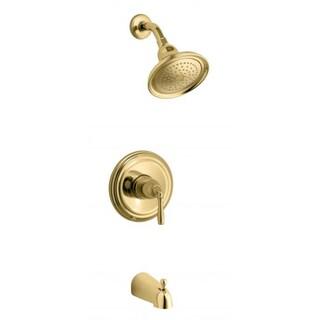 Kohler 'Devonshire' 'Rite-Temp' Single-Handle Tub and Shower Faucet Trim