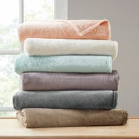 Madison Park Microlight Ultra Soft Plush Blanket