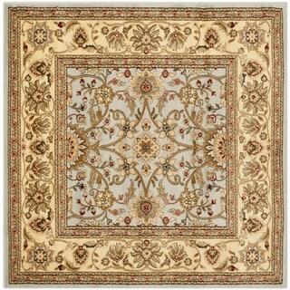 Safavieh Lyndhurst Traditional Oriental Grey/ Beige Rug (5' Square)