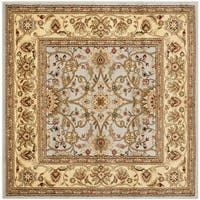 Safavieh Lyndhurst Traditional Oriental Grey/ Beige Rug - 6' Square