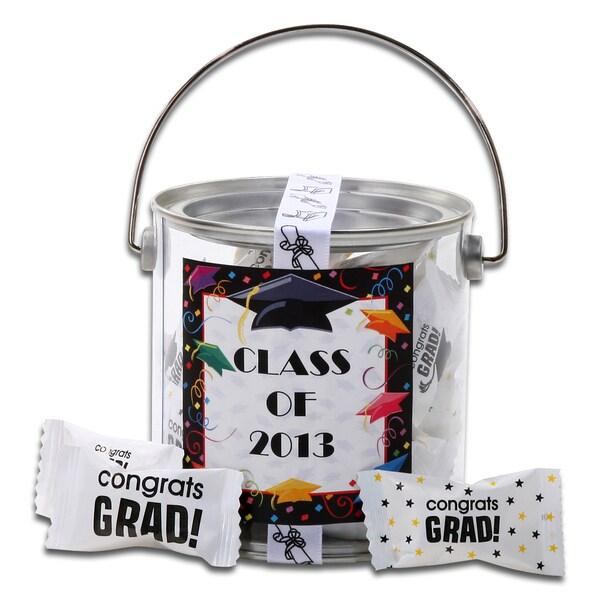 Alder Creek Gift Baskets Graduation Candy Can