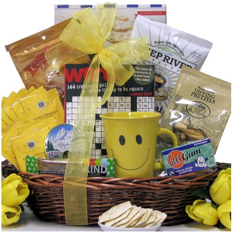 Great Arrivals Chemo Champion Gourmet Gift Basket