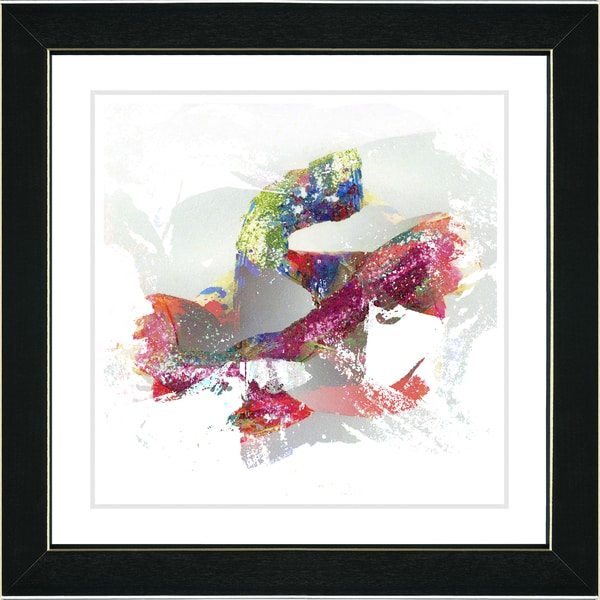 Shop Studio Works Modern \'Queen Fish - Red\' Framed Art Print - Free ...