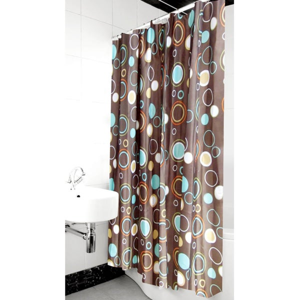 Clear Vinyl Shower Curtains