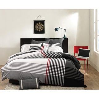 Ink+Ivy Blake 3-piece Duvet Cover Set (2 options available)