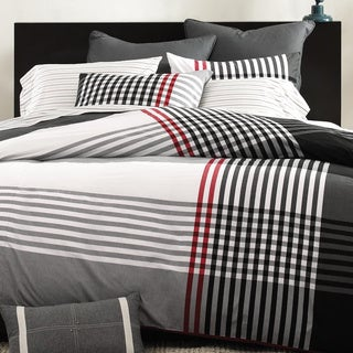 Ink+Ivy Blake 3-piece Duvet Cover Set (3 options available)