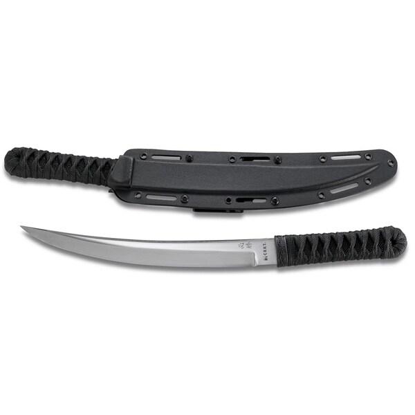 CRKT James Williams Hisshou Fixed Blade Kydex Sheath Knife