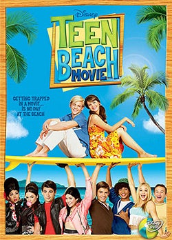Teen Beach Movie (DVD)