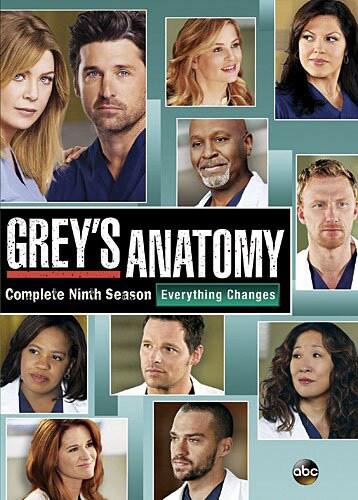 Grey's Anatomy: Season 9 (DVD)