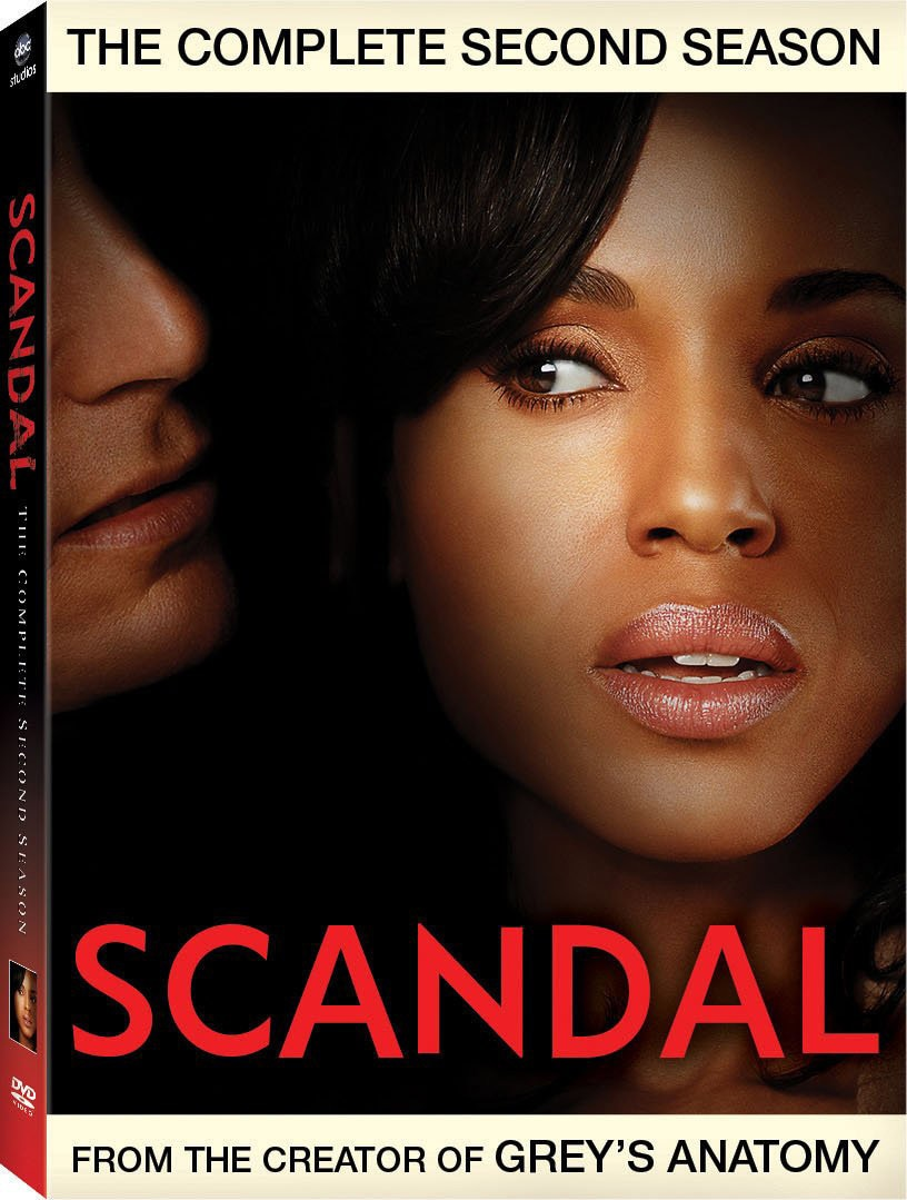 Scandal: The Complete Second Season (DVD)