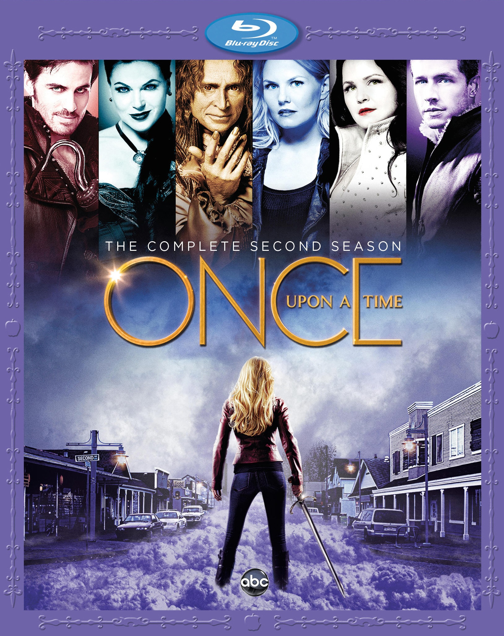 Once Upon A Time: The Complete Second Season (Blu-ray Disc)
