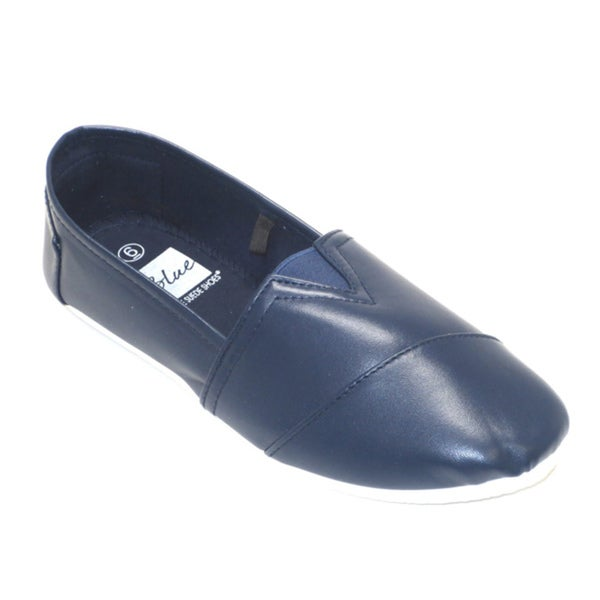 31fe50f796b Shop Blue Women s  Timmy  Navy Shoes - Free Shipping On Orders Over ...