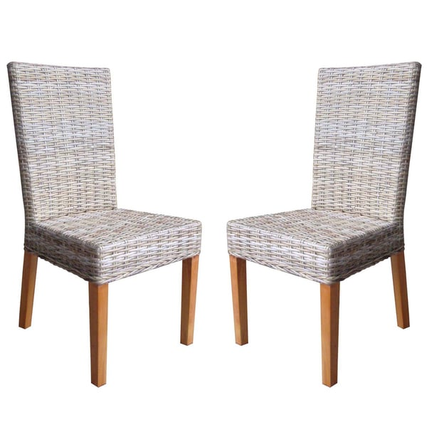 Rattan Living Rio Dining Chairs (Set of 2)