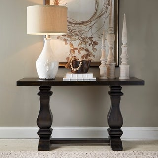 'Rossington' Ebony Finished Rectangular Sofa Table