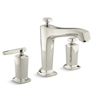 Amazing Kohler Margaux Deck Mount High Flow Bath Faucet Trim (Valve Not Included)