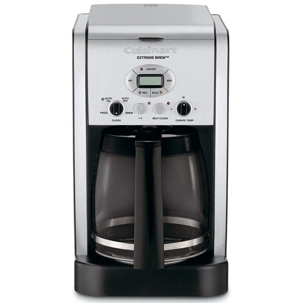 Cuisinart DCC-2650FR Brew Central 12-cup Programmable Coffeemaker (Refurbished)
