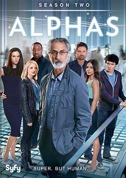 Alphas: Season Two (DVD)