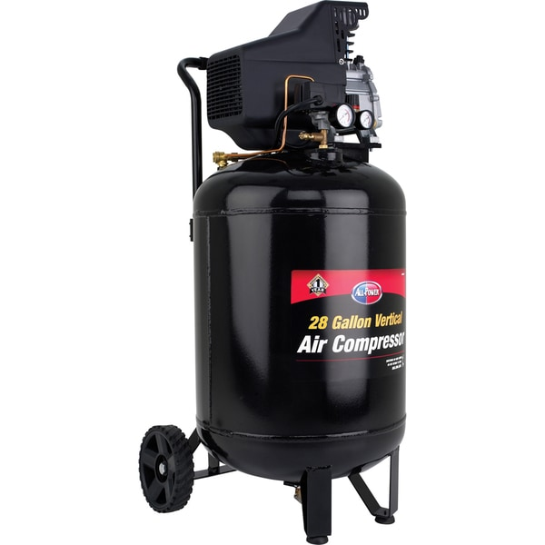 All-Power 28-gallon Vertical Air Compressor