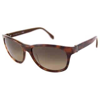 Fendi Men's FS5129 Classi Rectangular Sunglasses