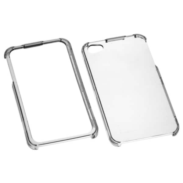 INSTEN Phone Protector Phone Case Cover for iPhone 4G 4S - T-Clear