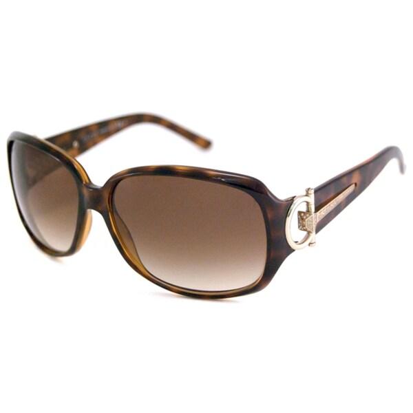 Gucci Women's GG3168 Rectangular Sunglasses