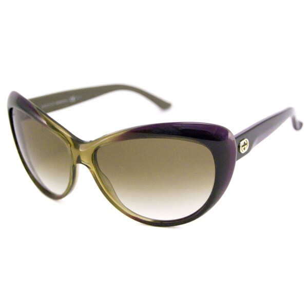 Gucci Women's GG3510 Cat-Eye Sunglasses