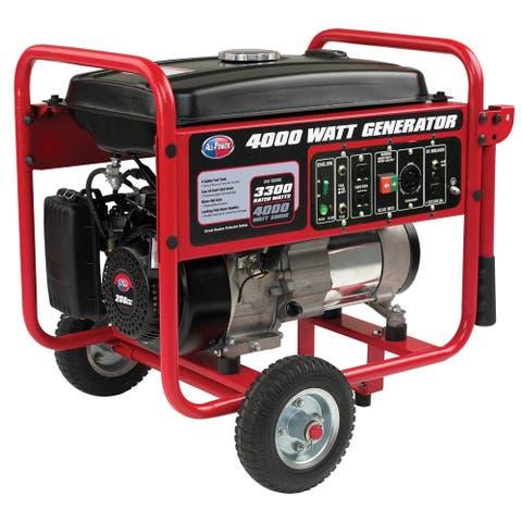 4000-watt Max 208cc Generator