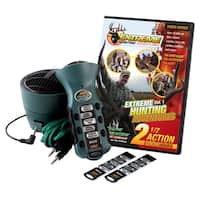 Extreme Dimension MR302 Predator Mini Remote Electronic Call with 2 & 3 Sound Sticks