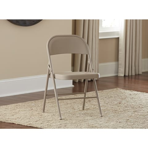 Cosco 4 Pack Steel Folding Chair