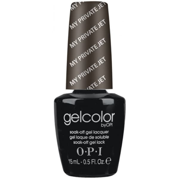 OPI GelColor My Private Jet Soak-Off Gel Lacquer