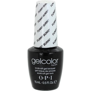 OPI GelColor Funny Bunny Soak-Off Gel Lacquer