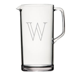 Personalized Acrylic Classic Pitcher